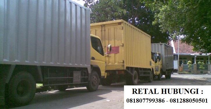 rental mobil truk box tasik