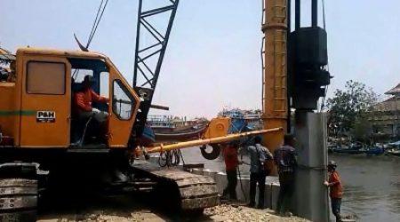 Jasa Pemasangan Turap Sungai - Kontraktor Sheet Pile